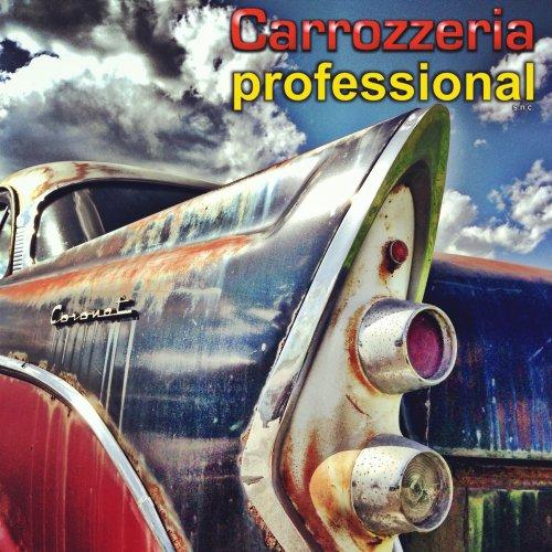 Portfolio Ingematic - Cliente Carrozzeria Professional snc - Sito Aziendale Autocarrozzeria specializzata in Restauro Auto d'Epoca