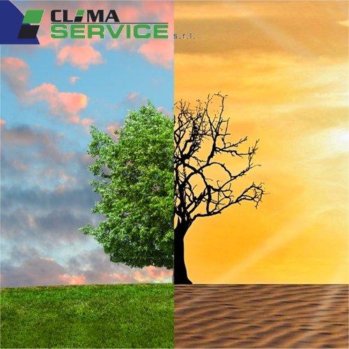 Portfolio Ingematic - Cliente Clima Service Molfetta srl - Sito Aziendale, Installazione e manutenzione impianti termici