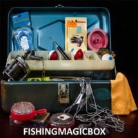 Portfolio Ingematic - Cliente Fishing Magic Box - Promotional Marketing per negozio di Pesca Sportiva 2008-2010