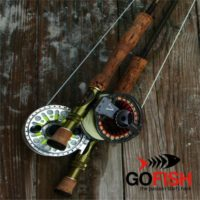 Portfolio Ingematic - Go Fish - Promotional Marketing per negozio specializzato nella Pesca a mosca 2009