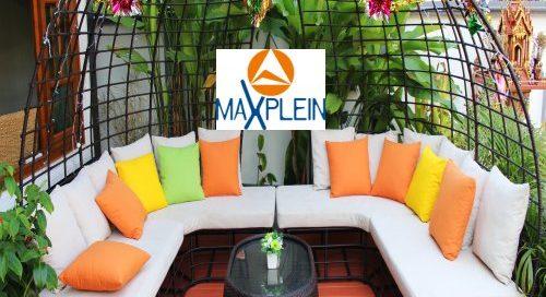 Portfolio Ingematic - Cliente Maxplein srl - Ecommerce per arredo giardino e oggettistica