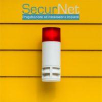 Portfolio Ingematic - Cliente Securnet Impianti - Sito Aziendale, Progettazione e installazione impianti Antintrusione Videocontrollo Networking