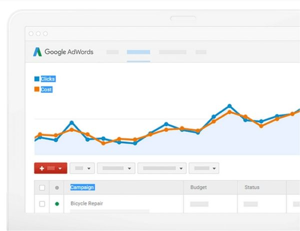 Slide Googlw AdWords - Servizi Ingematic Digital Agency