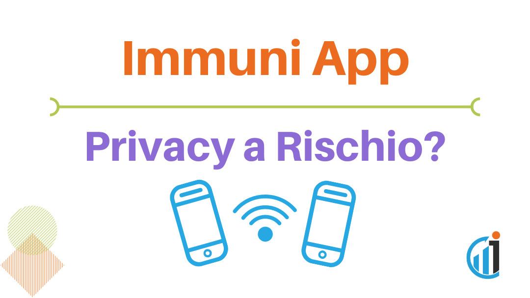 App Immuni - Digital News - Blog Ingematic