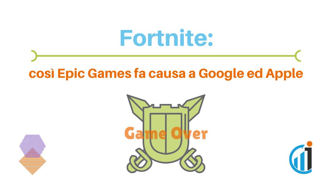 Fortnite Epic Games - Digital News - Blog Ingematic
