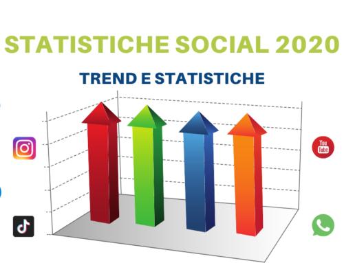 Social media in Italia: tutti i dati del 2020