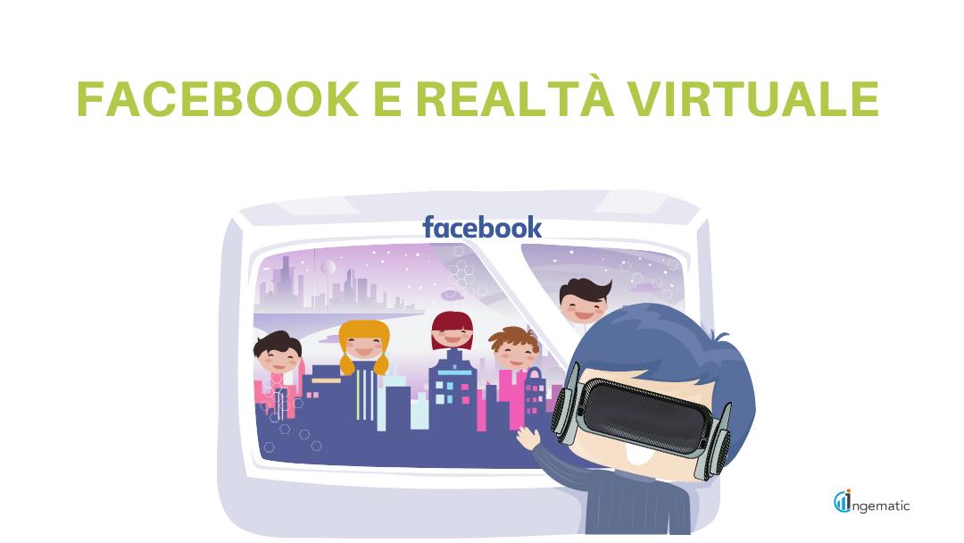 facebook horizon social realtà virtuale