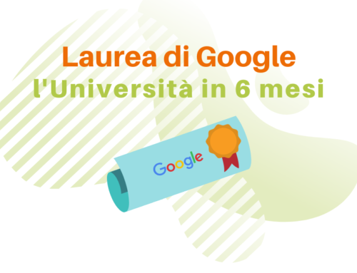 Laurea di Google: l'università in 6 mesi