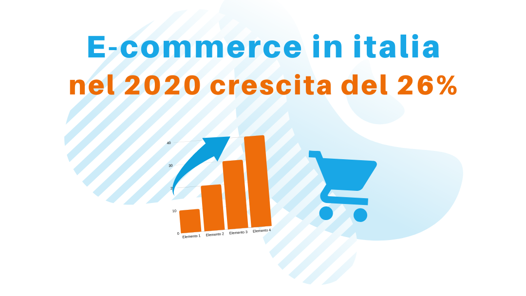E-commerce in Italia 2020 crescita 26percento - E-commerce - Blog Ingematic