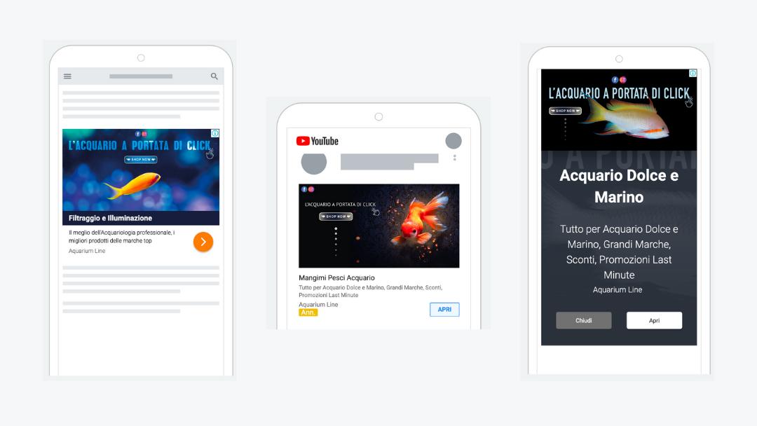 Google ADS display mobile