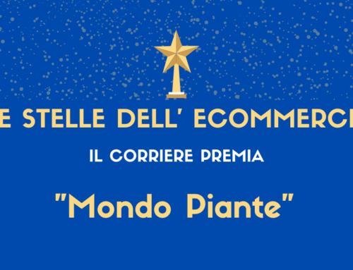 """Le stelle dell'eCommerce: il Corriere premia """"Mondo Piante"""""""