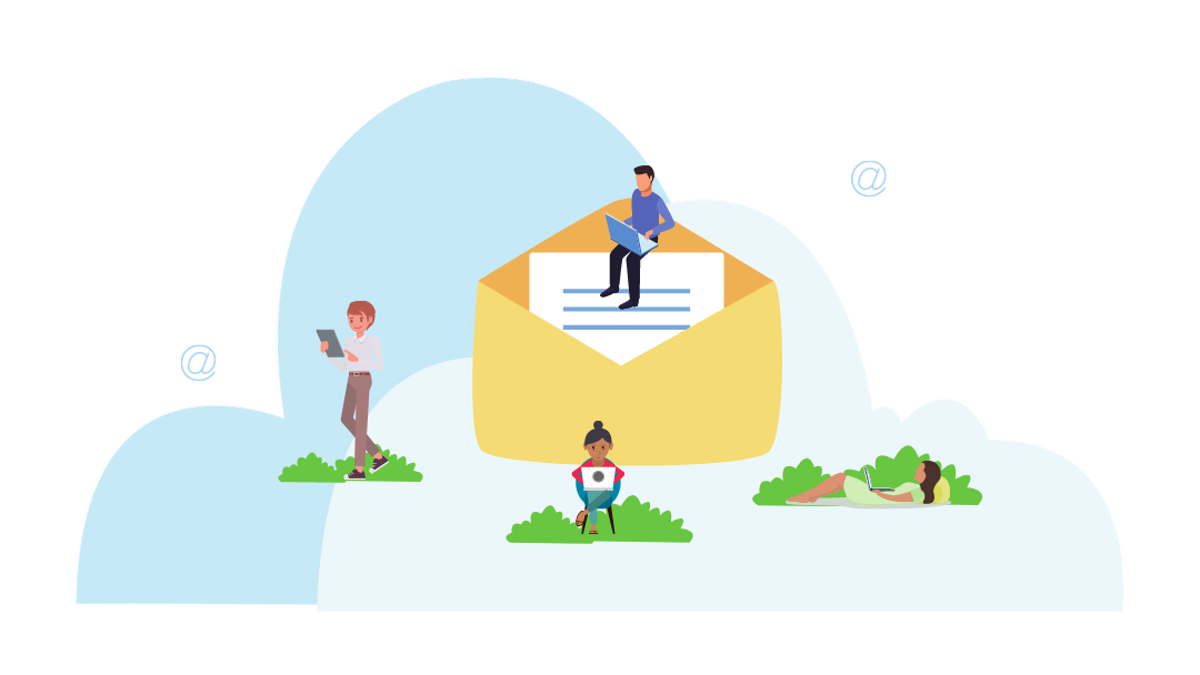 Strategie email marketing: Slide newletter di successo